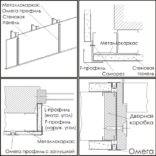 гипсоакриловые панели монтаж